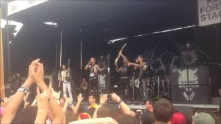 Andy Biersack (Sixx) Gets Pissed at a Hater {HILARIOUS}