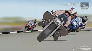 Cartoon af somali