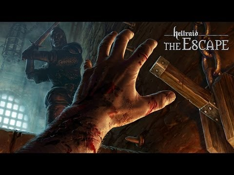 Hellraid: The Escape - Announcement Trailer (iPhone/iPad)