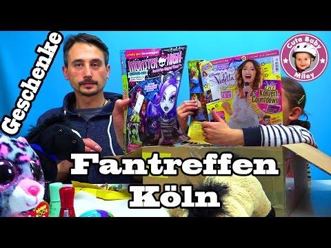 GESCHENKE auspacken   Fangeschenke Köln  ...