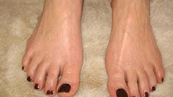 How To Stop Sweaty Feet