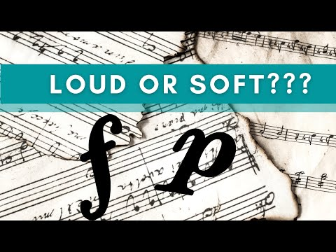 Dynamics in Music Explained: Loud or Soft?