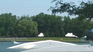 Upstate New York water ski park