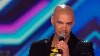 The X Factor UK 2016 6 Chair Challenge Christopher Peyton Full Clip S13E10