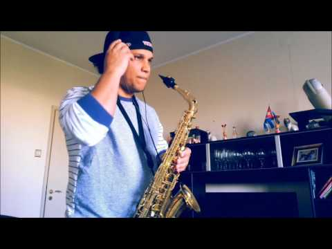 The Weeknd - L Feel It Coming [saxophone Cover] Ft. Daft Punk