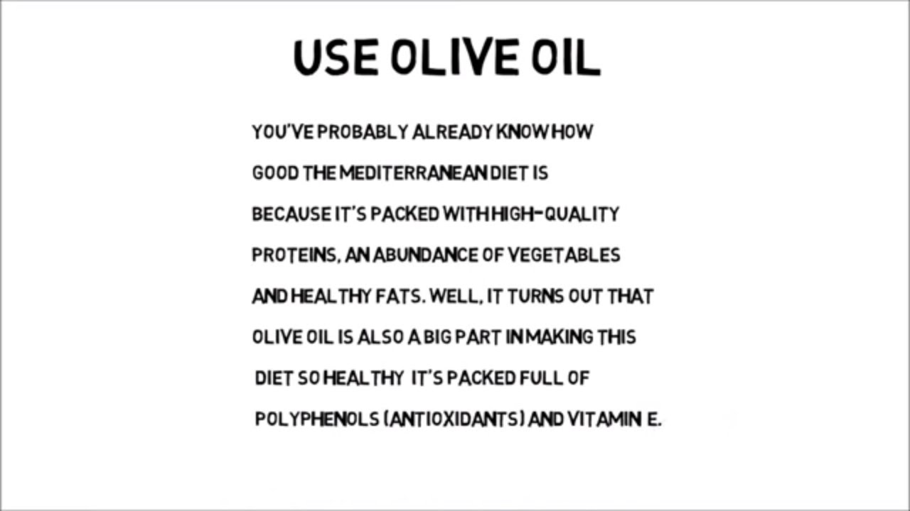 Can Eating a Lot of Olive Oil Prevent Weight Loss?
