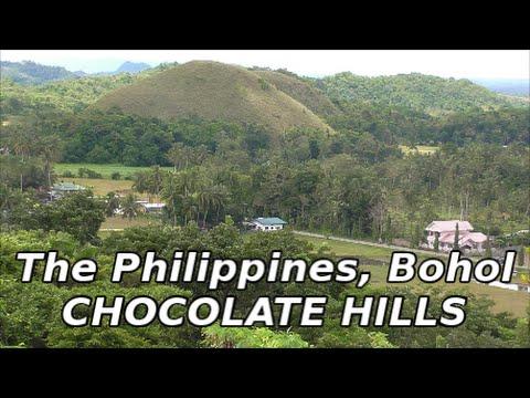 Bohol Tourist Mahogany Forest, Chocolate Hills & Blood Compact HD