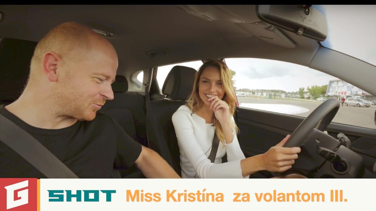 Miss 2016 a Hyundai Tucson III. - točenie volantom - GARAZ.TV