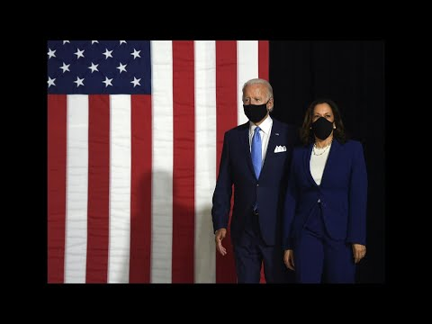 AFP Português: Biden faz primeiro discurso com Kamala | AFP