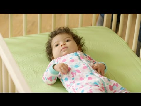 Safe Infant Sleep for Grandparents and Other Trusted Caregivers – 2 Minutes 10 Seconds