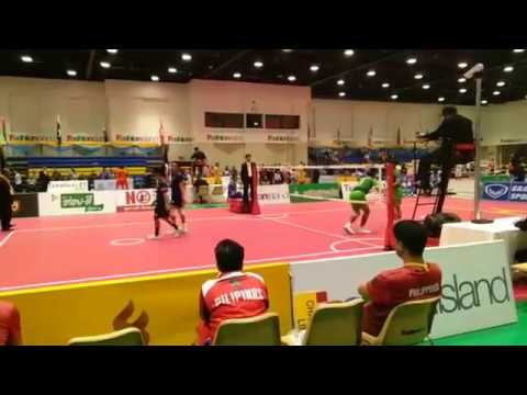 sepak takraw district meet philippines