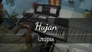 Hujan - Utopia | Piano Cover by Andre Panggabean
