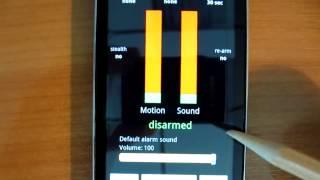 видео Способы обработки сигналов в датчиках движения