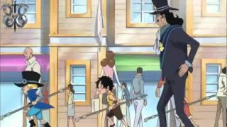 One Piece AMV   Ace Sabo Luffy (SS).wmv