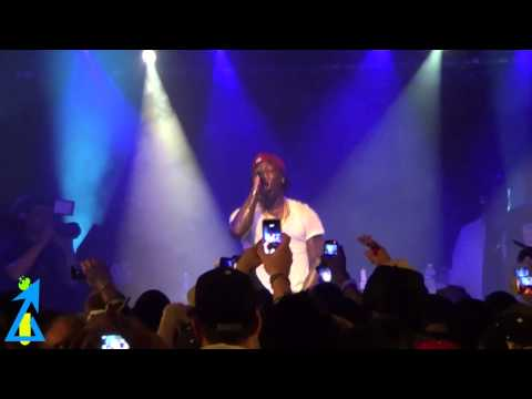 Ace Hood @ Le Cabaret Sauvage, Paris - September 22, 2013 [FULL CONCERT]