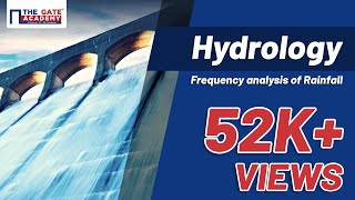 Frequency analysis of Rainfall/Flood data   Hydrology   CE