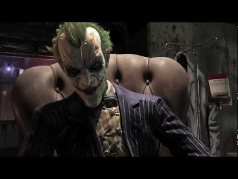 Batman Arkham City | Voice Cast featurette (2012) Mark Hamill Joker