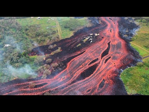 Las Vegas journalist Rachel Crosby reports from Hawaii during the Kilauea eruption