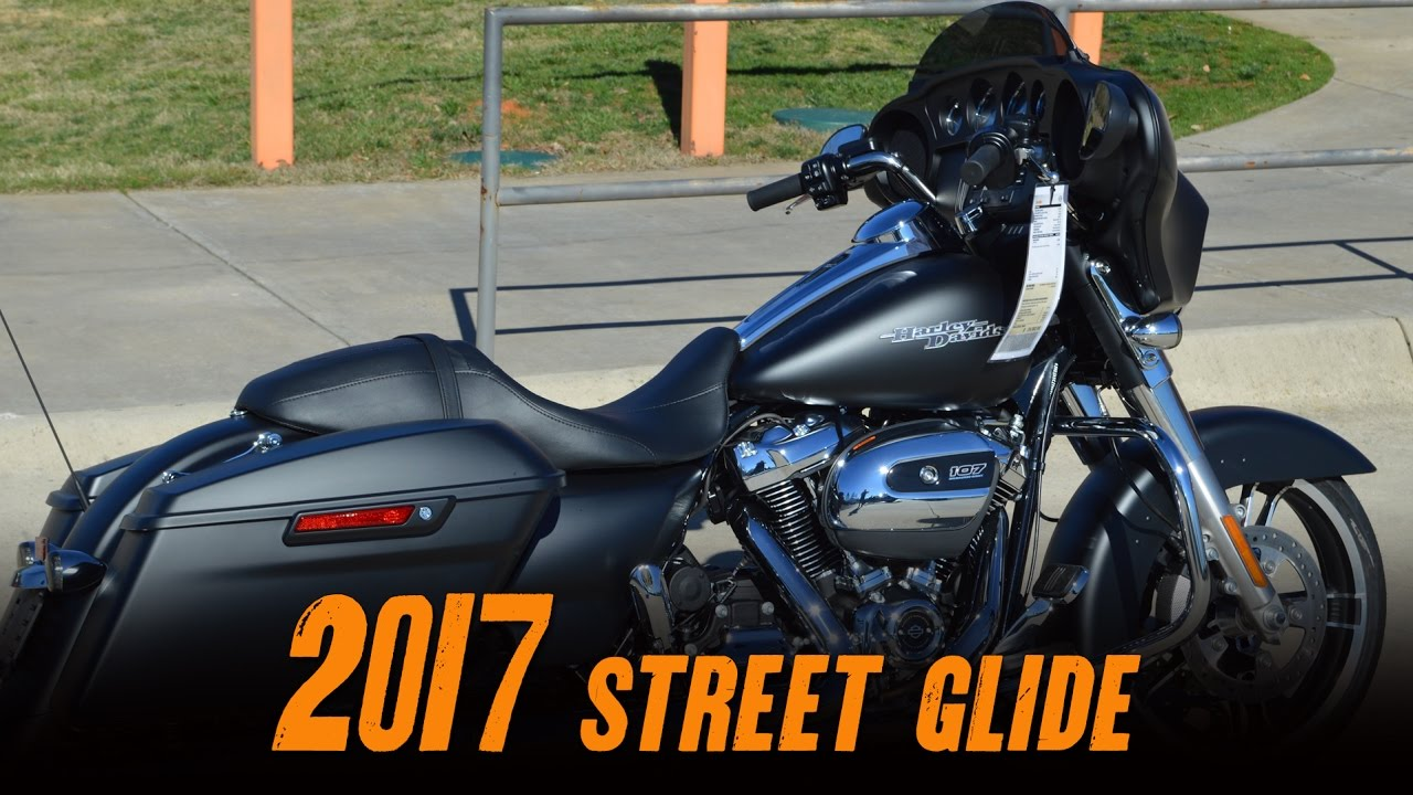 2017 Harley Davidson Flhx Street Glide Black Denim Youtube