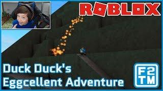 Roblox Duck Duck's Eggcellent Adventure - Easter Egg Hunt 2017