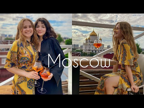 Moscow or St. Petersburg? | Visiting Red October - Cultural Heart of Moscow 2020