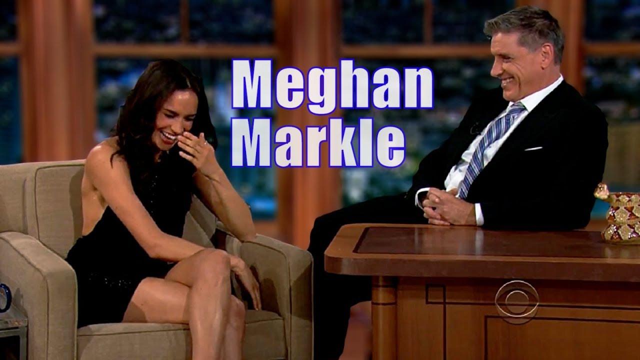 Download Meghan Markle - Is Charming & Fun With Craig Ferguson