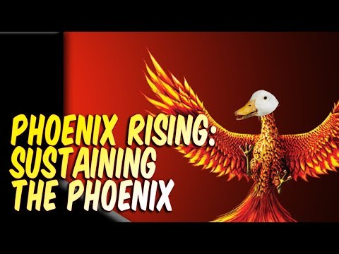 How to sustain Phoenix Rising