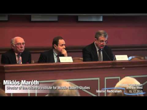 Miklós Maróth and David Pryce Jones on islamic radicalism