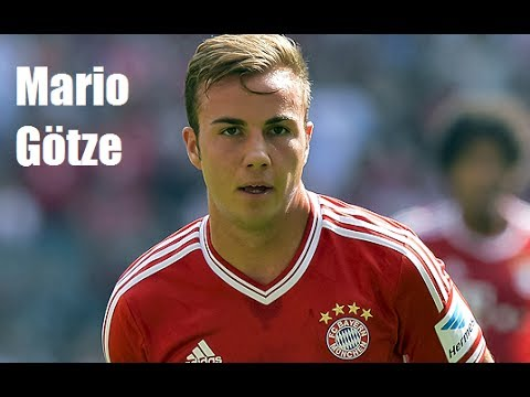 Mario Gotze progresses from Germany's wunderkind to ... |Mario Gotze 2013 2014