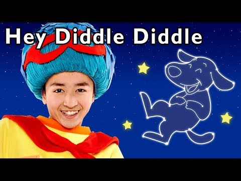 🌙 Hey Diddle Diddle and More | LULLABY STAR SONG | Baby Songs from Mother Goose Club!