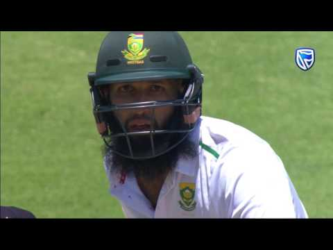 Celebrating Hashim Amla's 100th Test for the Proteas