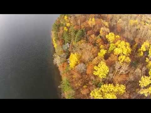 Aerial tour of Ryanland on Lower Cullen Lake in Nisswa, MN as seen by a Phantom Vision+ Drone