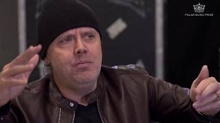 Baixar Polar Music Prize interview with Lars Ulrich of Metallica