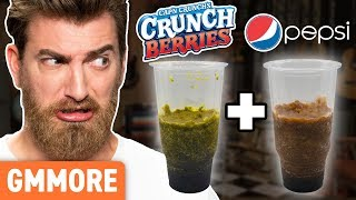 Surprising Slurpee Combos Taste Test