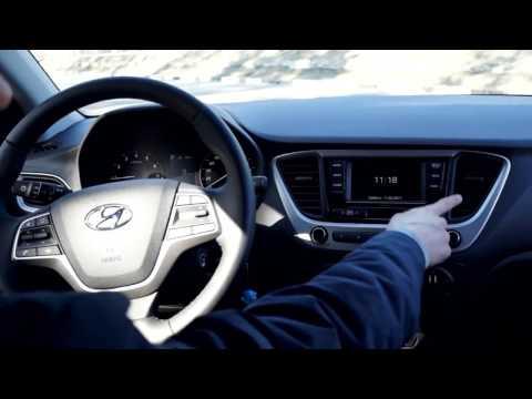 Hyundai Solaris 2017 (Серый Гена из Воронежа часть 2 внутрянка)