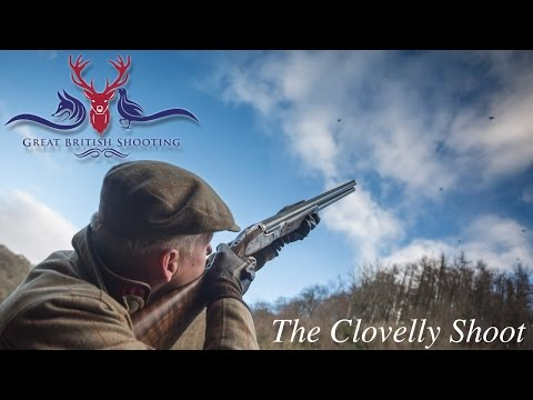 Driven Pheasant Shooting: The Clovelly Shoot