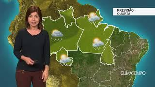 Previsão Norte – Umidade aumenta de novo no TO