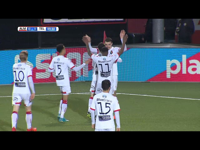Samenvatting: Almere City FC - Telstar (2-3)