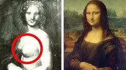 War die Mona Lisa ursprünglich nackt?