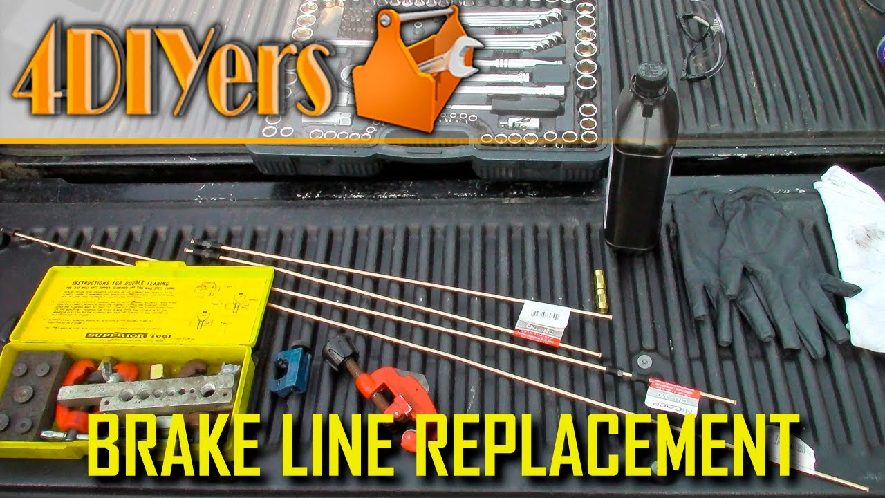 Download DIY: How to Replace Brake Lines