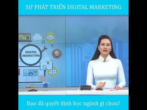 Ngành học Digital Marketing có gì hấp dẫn?
