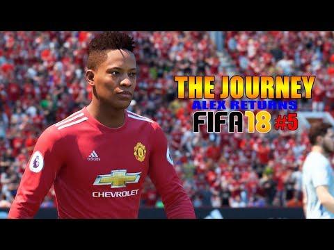 FIFA 18 THE JOURNEY #5 | REAL MADRID SONHO DE CRIANÇA  (ALEX RETURNS PORTUGUÊS)