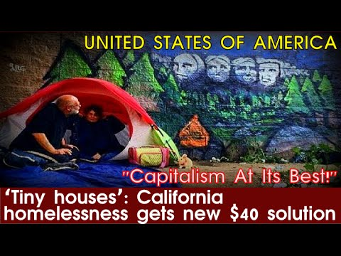 California, UNITED STATES OF AMERICA: Helping Homeless | Human rights, USA