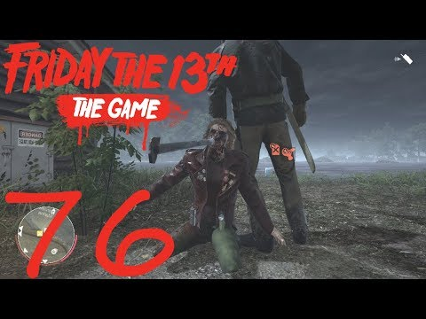 [76] This Is What Happens When You Help Your Team! (Friday The 13th The Game)