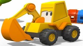 Max der Bagger - Überraschungsei 2 - Bauteile eines Lasters - zu Ostern für Kinder