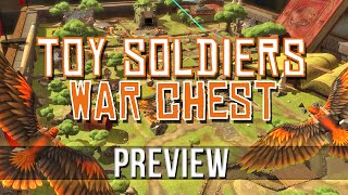 Toy Soldiers: War Chest Preview!
