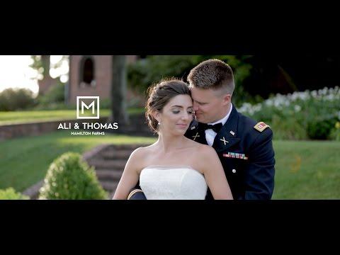 Hamilton Farms Wedding Video - Ali & Thomas