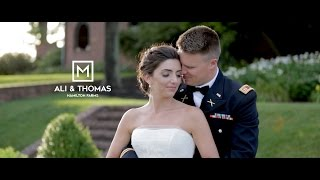 Hamilton Farms Wedding Video - Ali & Thomas