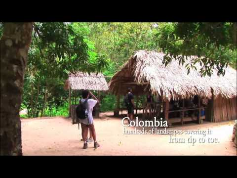 Colombia Nature Tourism