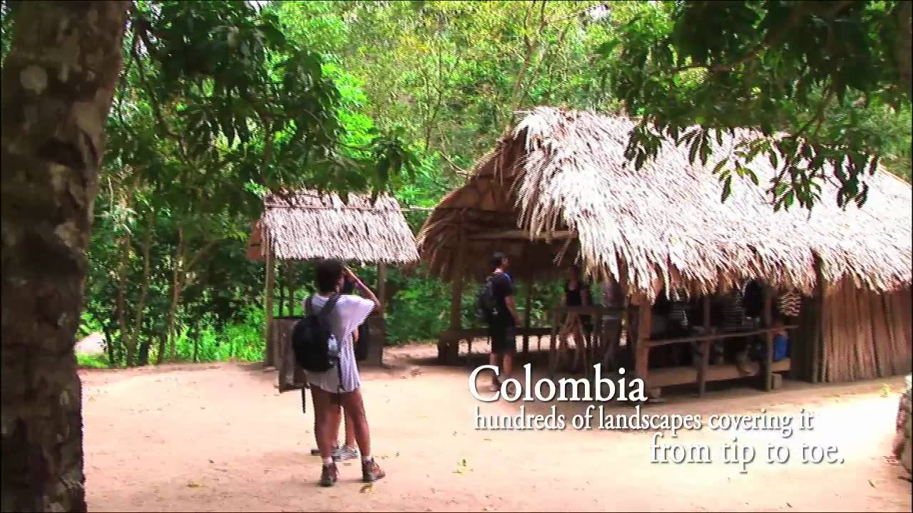 Colombia Nature Tourism - YouTube